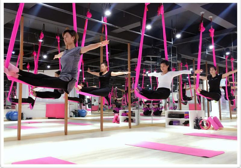 万博manbetx官网体育空中瑜伽培训