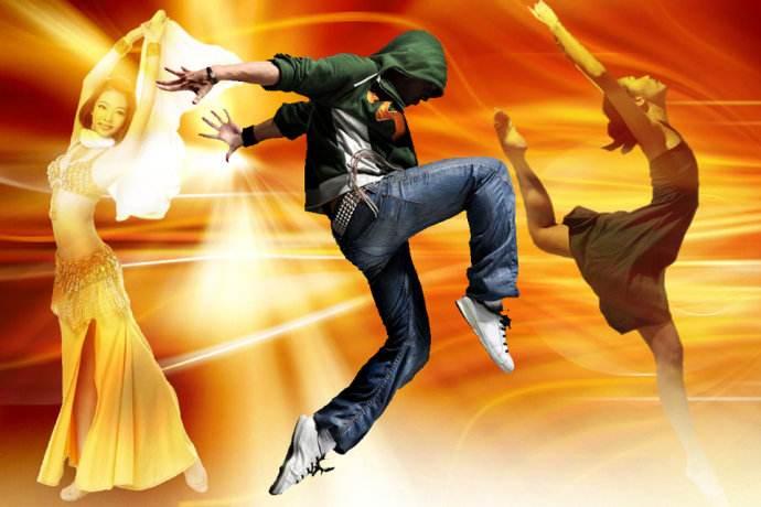 舞蹈呼吸训练